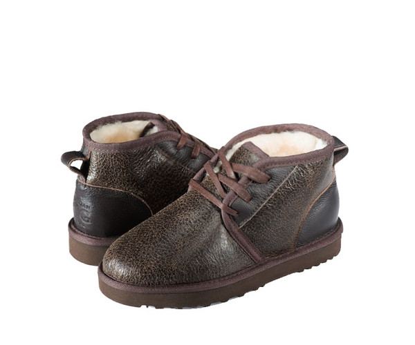 3c666ab69fa NEWMAN Nappa Lace ugg boots made in Australia