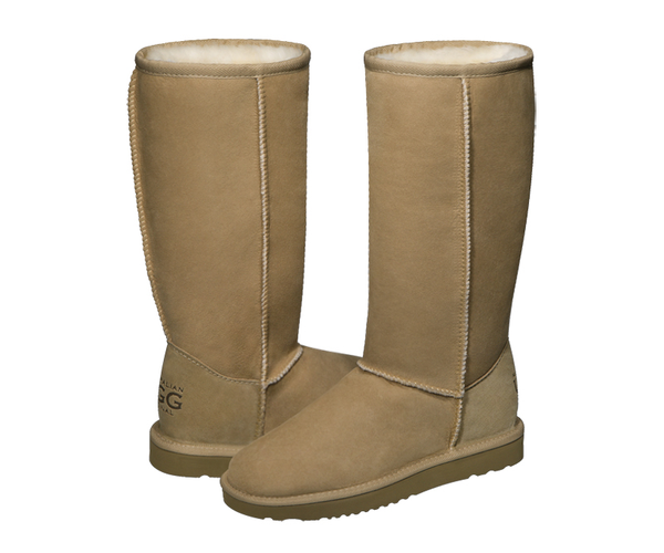 8ac42854378 CLASSIC Tall Mens ugg boots made in Australia. FREE worldwide shipping.