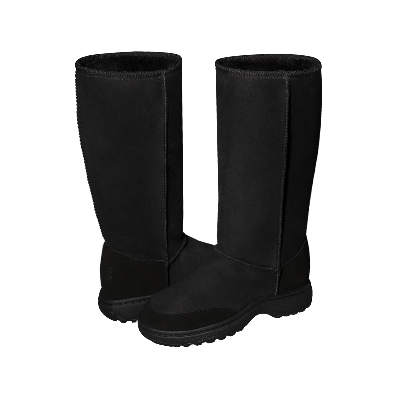 4cf20d03f25 ALPINE Classic Tall Mens ugg boots made in Australia. FREE worldwide  shipping.